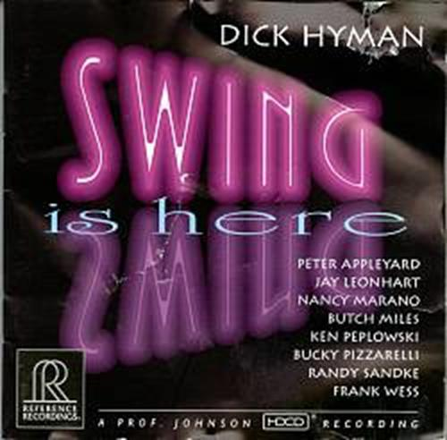 Swing Is Here - Dick Hyman