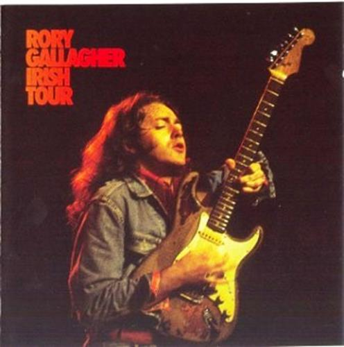 Irish Tour - Rory Gallagher