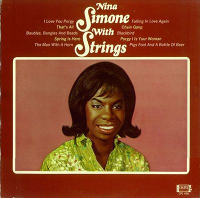 Nina Simone With Strings - Nina Simone