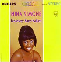 Broadway Blues Ballads - Nina Simone
