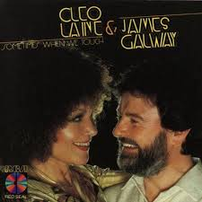 Sometimes When We Touch - James Galway - Cleo Laine
