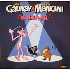 James Galway & Henry Mancini - In The Pink - James Galway - Henry Mancini