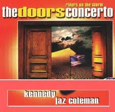 Riders On The Storm - The Doors Concerto - Jaz Coleman - Nigel Kennedy