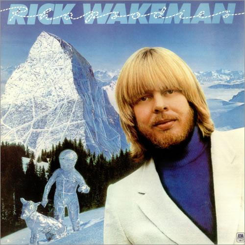 Rhapsodies - Rick Wakeman