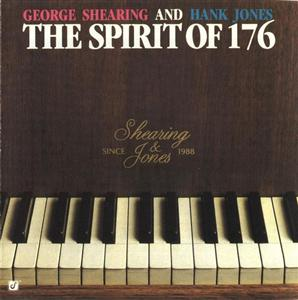 The Spirit Of 176 - George Shearing - Hank Jones