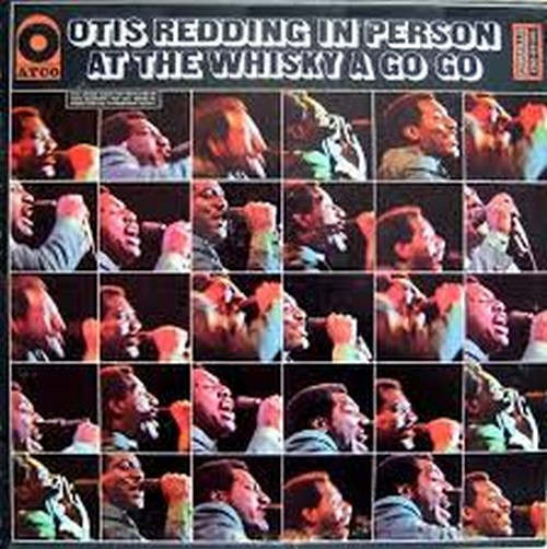 In Person at the Whisky A Go Go - Otis Redding