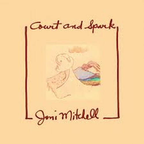 Court and Spark - Joni Mitchell