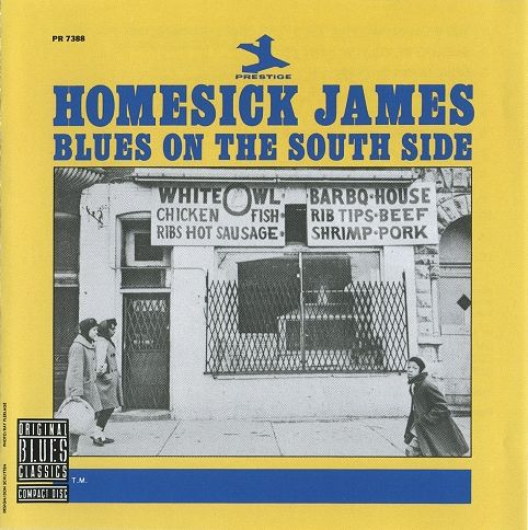 Blues On The South Side - Homesick James