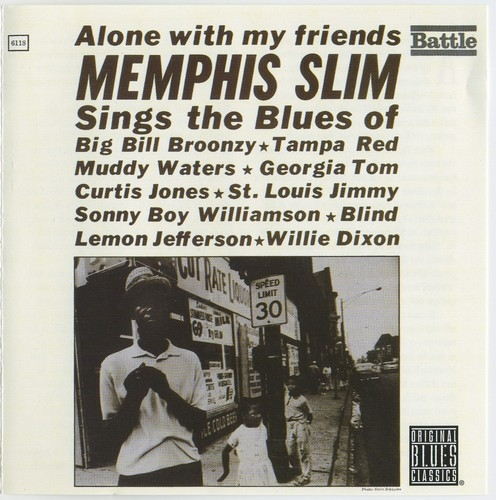 Alone With My Friends - Memphis Slim