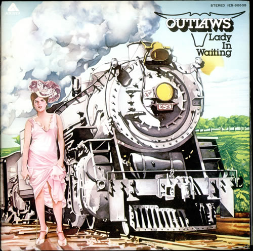 Lady In Waiting - The Outlaws
