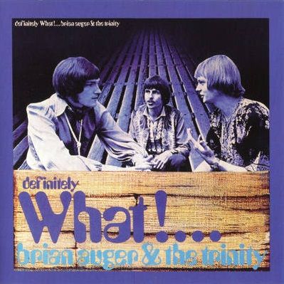 Definitely What ! - Brian Auger