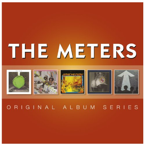 Original Album Series (CD5) - The Meters