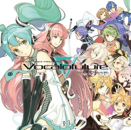 Vocalofuture  - EXIT TUNES PRESENTS