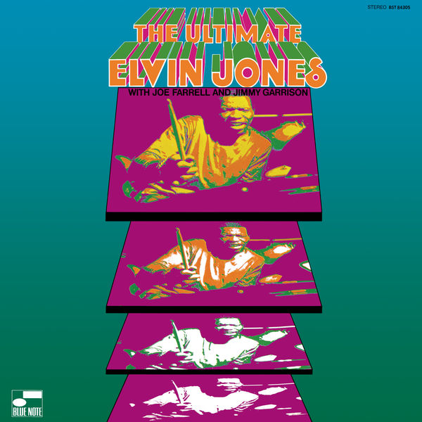 The Ultimate Elvin Jones - Elvin Jones