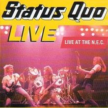 Live At The N.E.C - Status Quo
