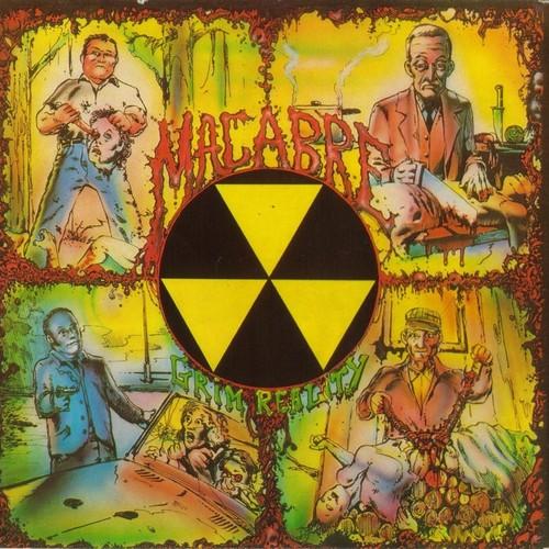 Grim Reality (Reissue) - Macabre