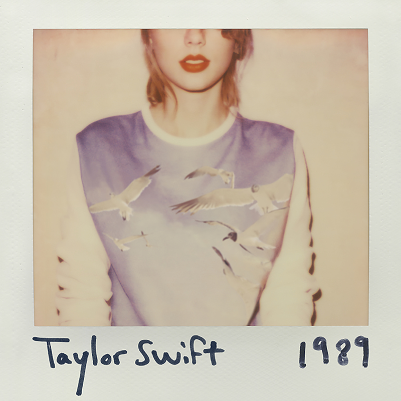 1989 (Deluxe) - Taylor Swift