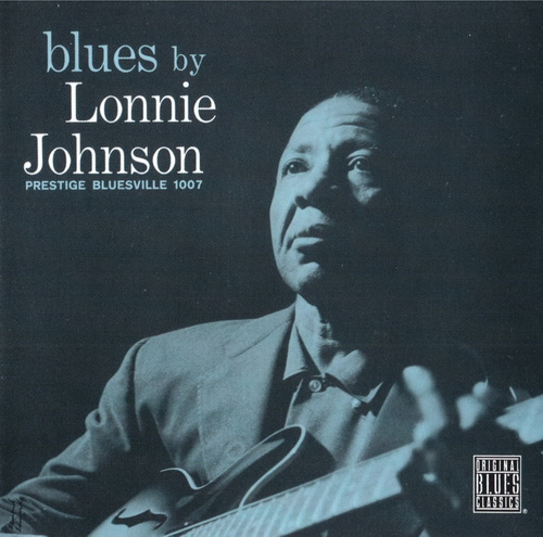 Blues By Lonnie Johnson - Lonnie Johnson