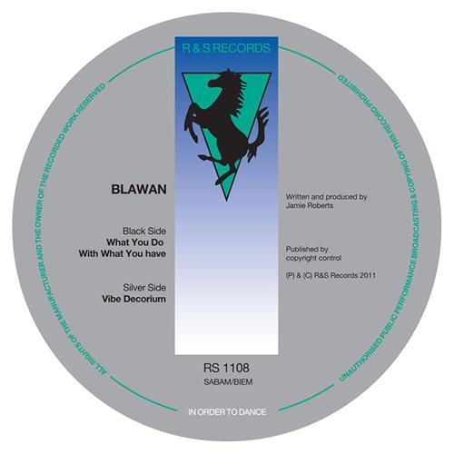 What You Do With What You Have - Blawan