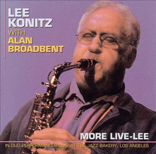 More Live-Lee  - Lee Konitz