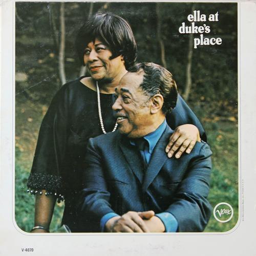 Ella At Duke's Place - Ella Fitzgerald - Duke Ellington