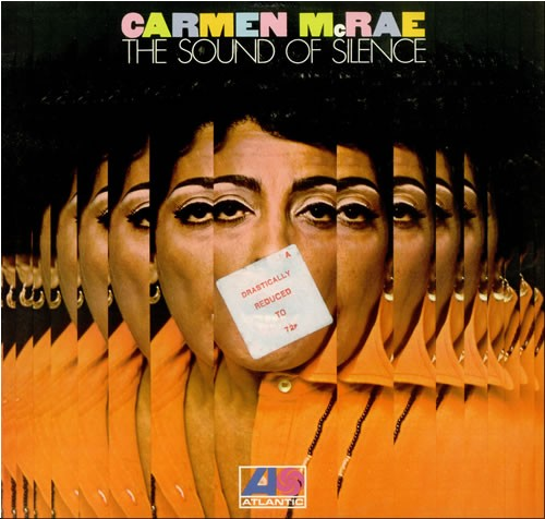 The Sound Of Silence - Carmen Mcrae