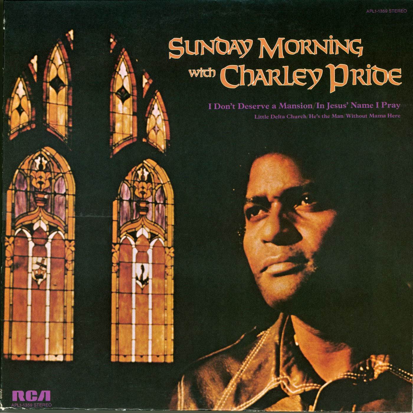 Sunday Morning with Charley Pride - Charley Pride