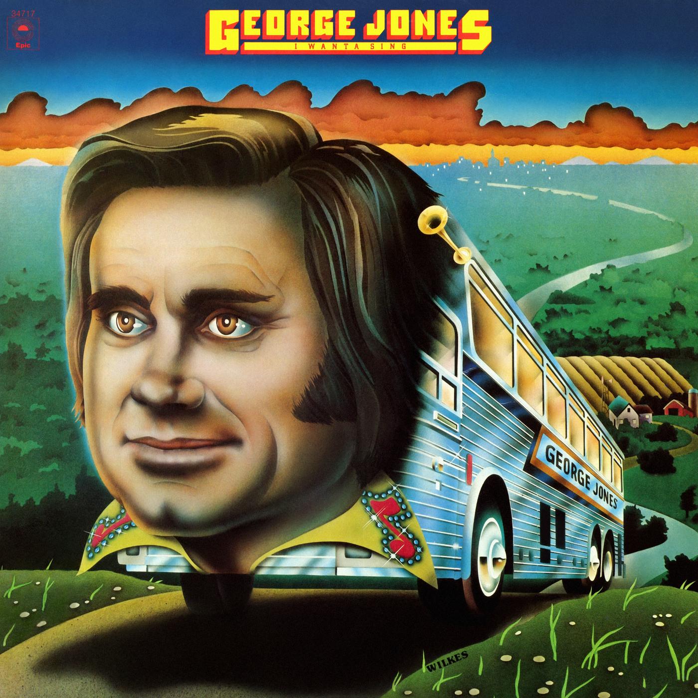 I Wanta Sing - George Jones