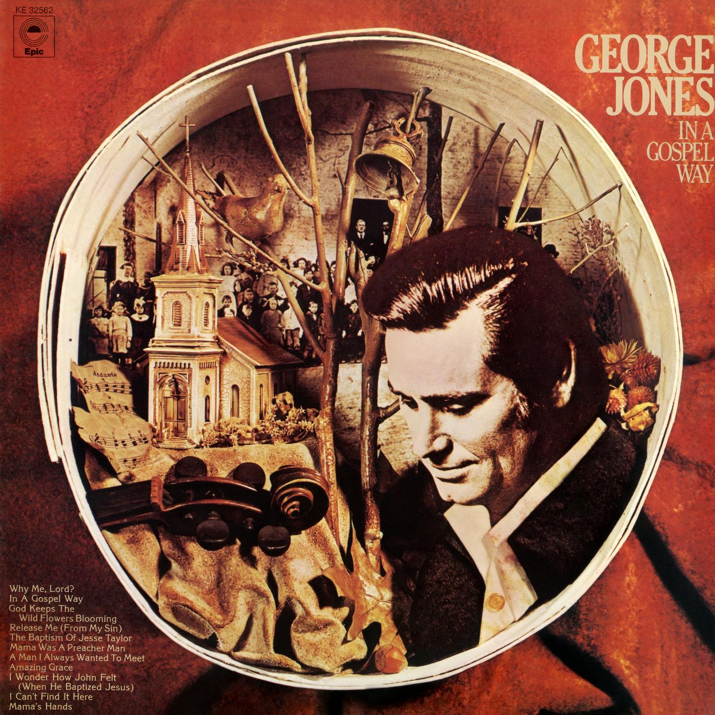 In a Gospel Way - George Jones