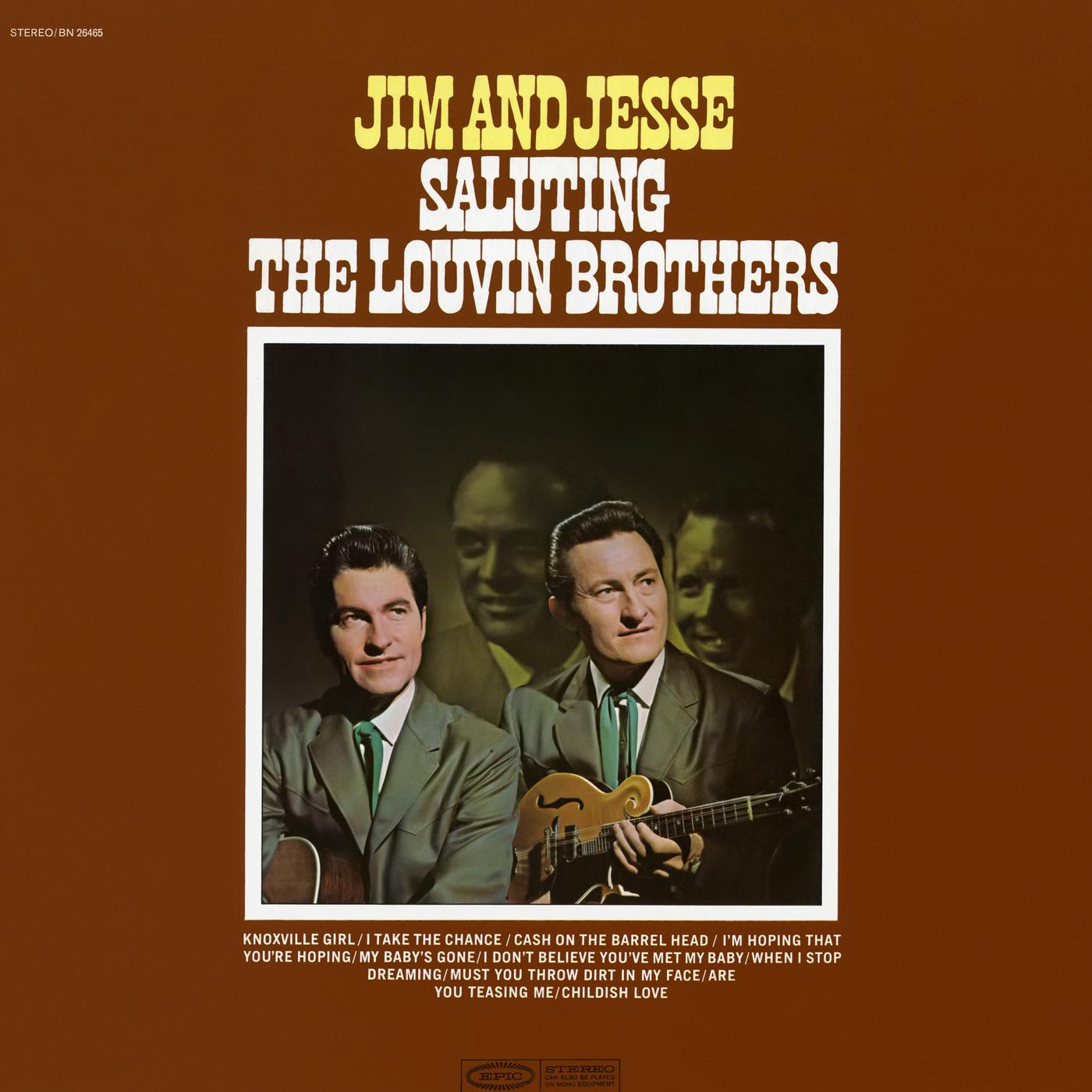 Saluting The Louvin Brothers - Jim & Jesse