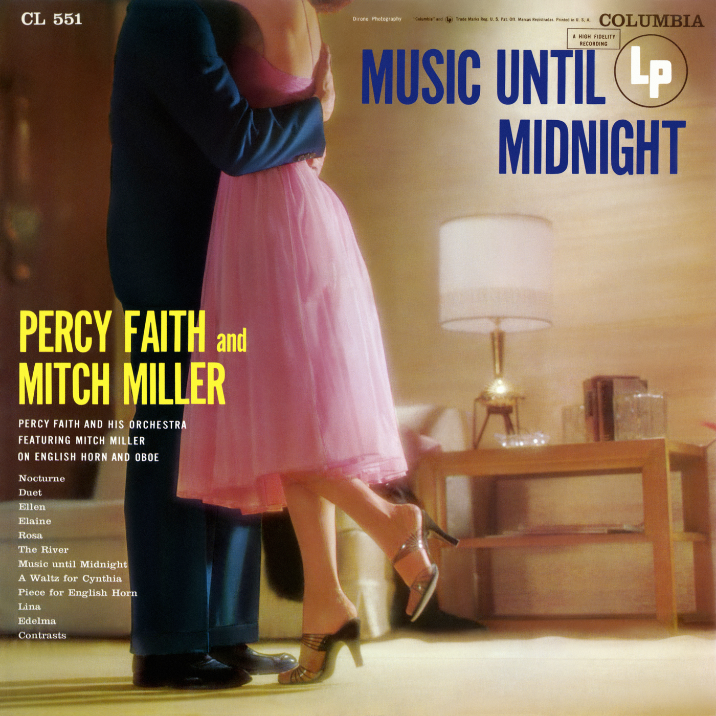 Music Until Midnight - Percy Faith