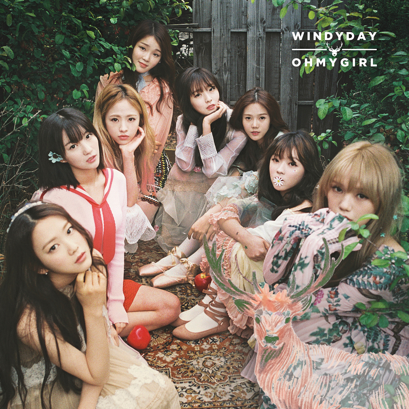 WINDY DAY - OH MY GIRL