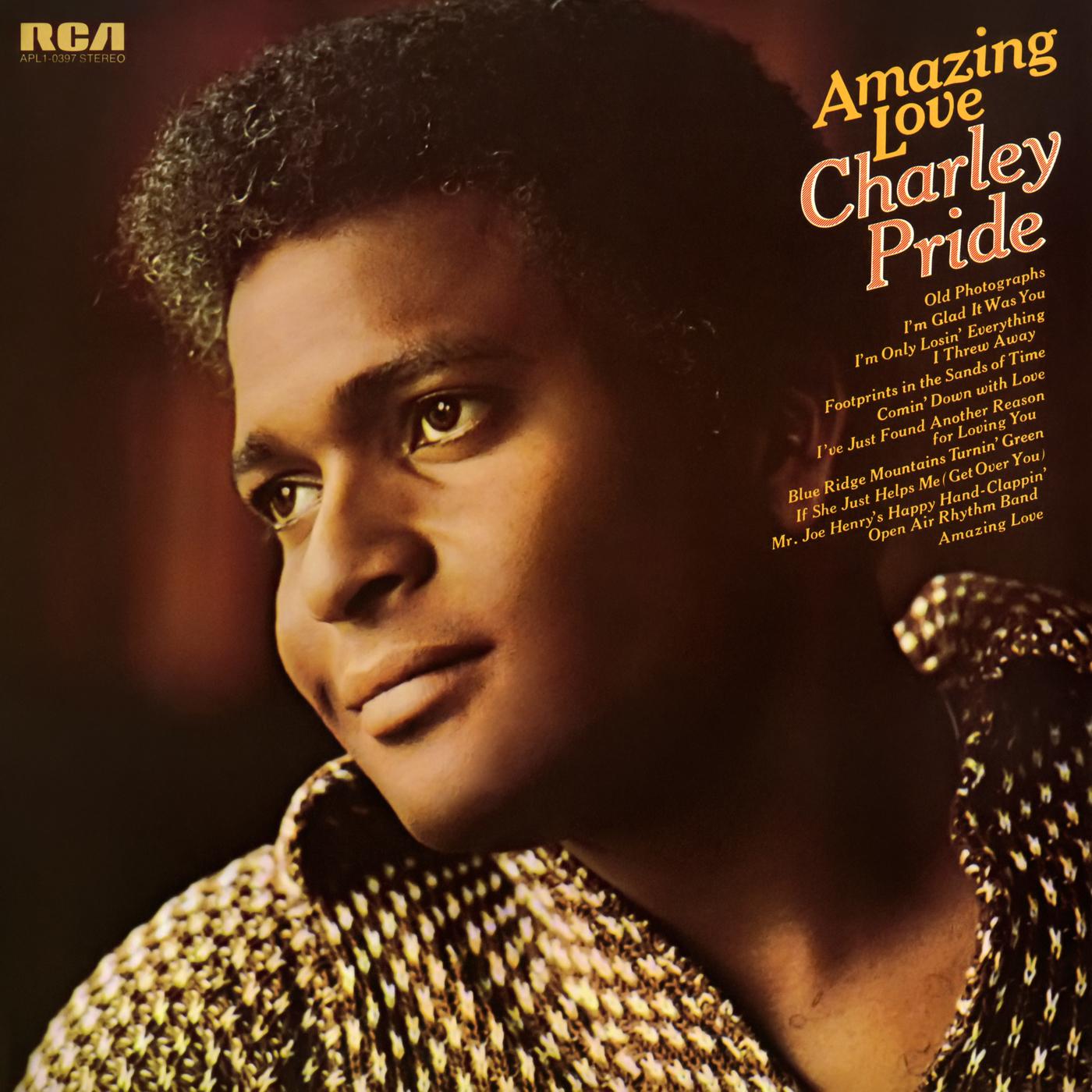 Amazing Love - Charley Pride