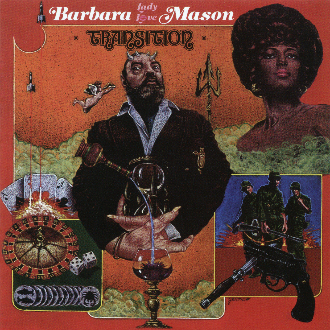 Transition - Barbara Mason