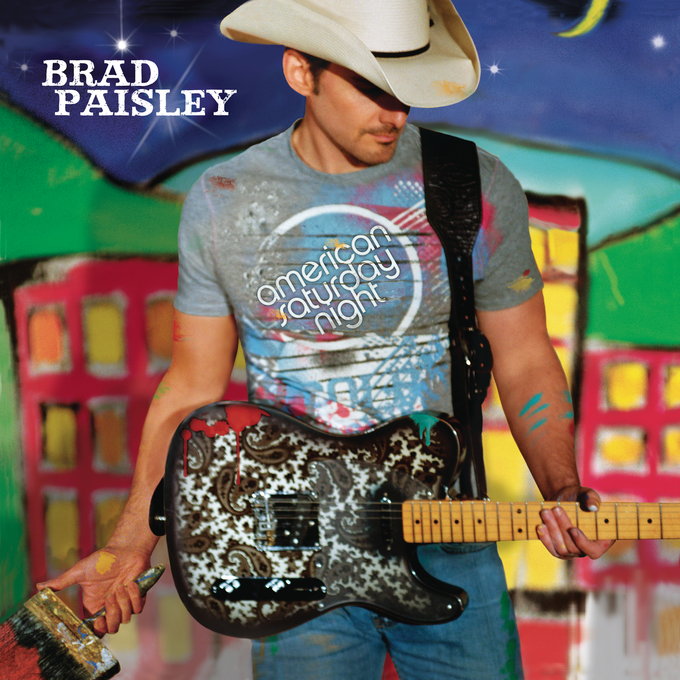 American Saturday Night - Brad Paisley