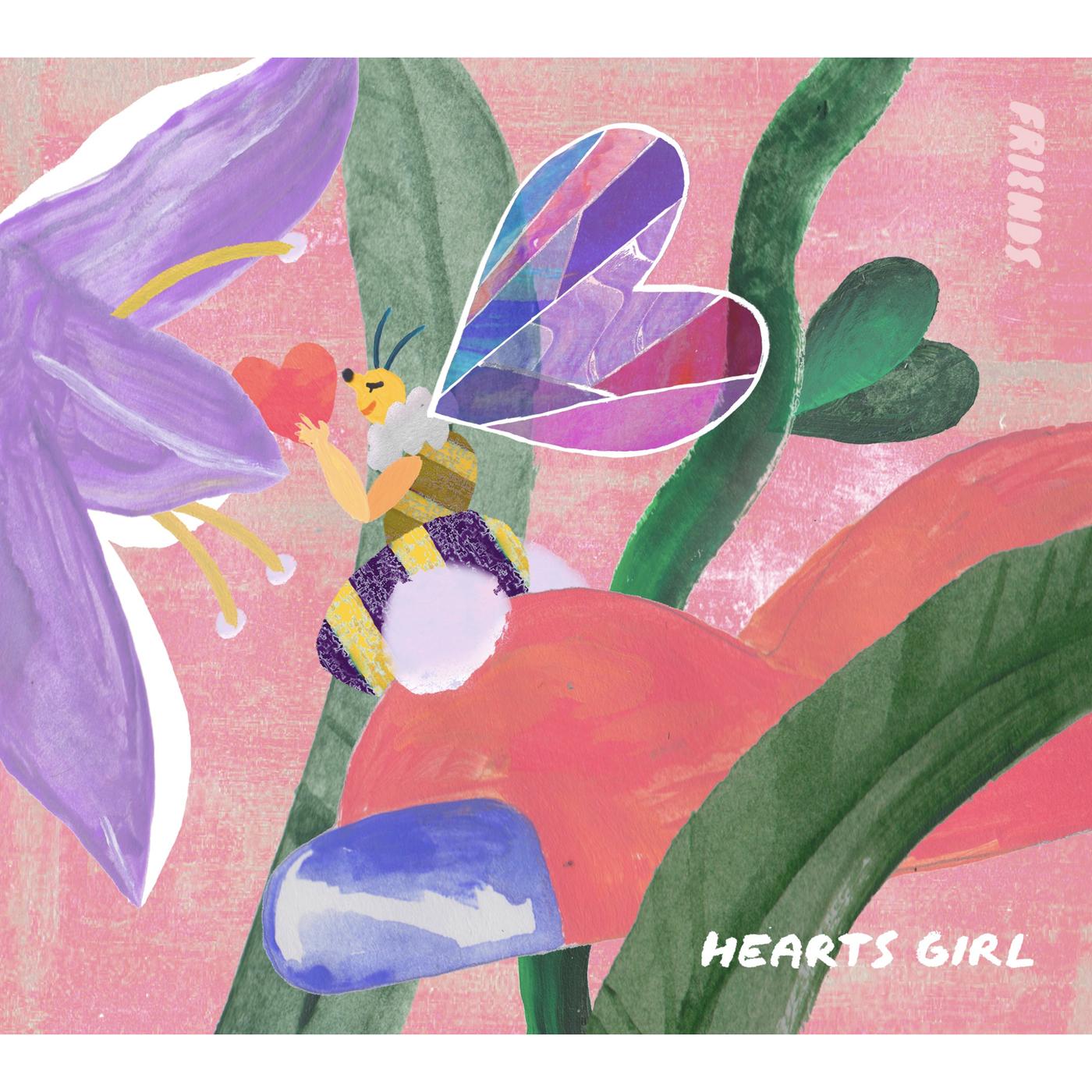 HEARTS GIRL - Friends
