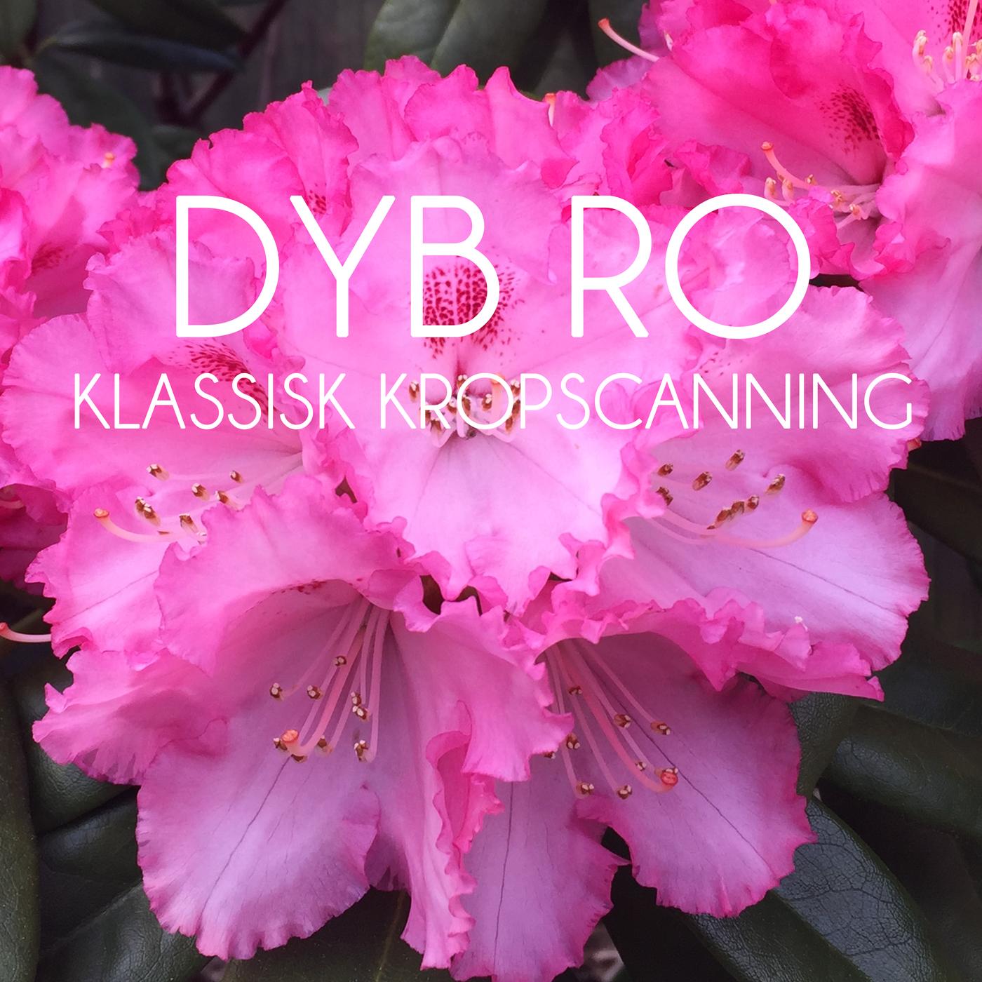Klassisk Kropscanning - Dyb Ro