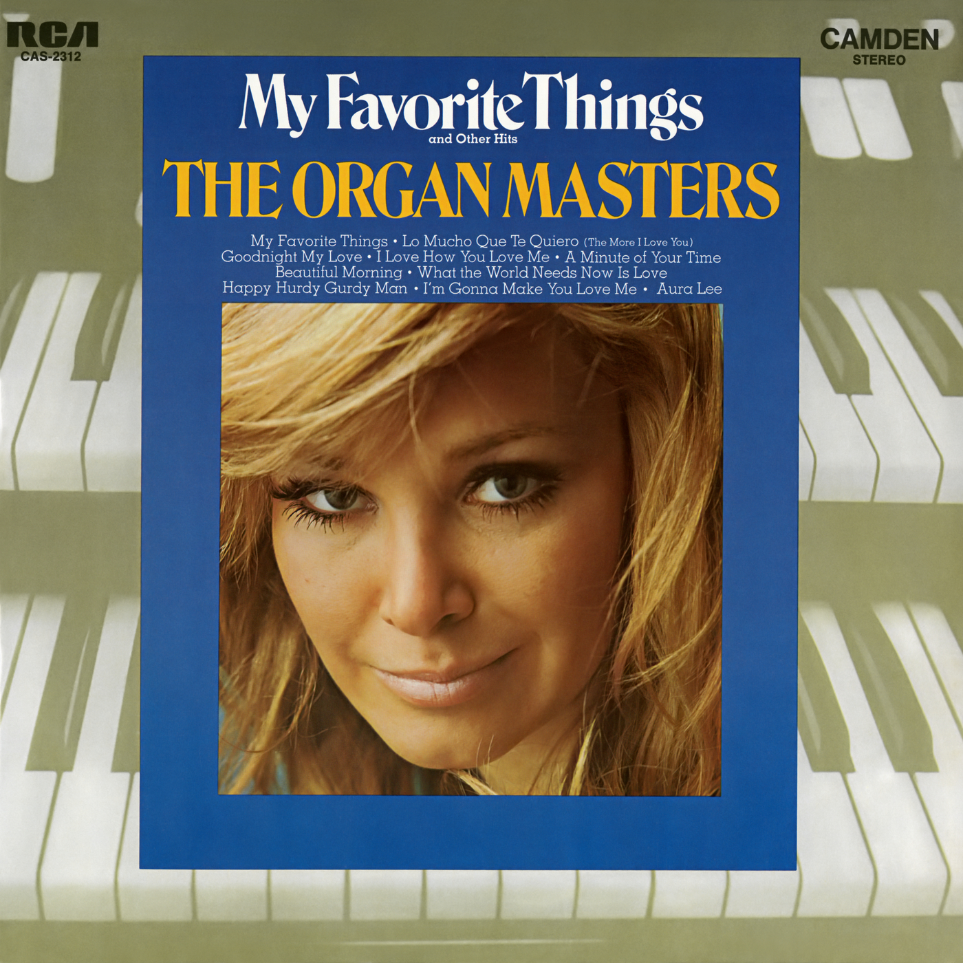 My Favorite Things and Other Hits - The Organ Masters