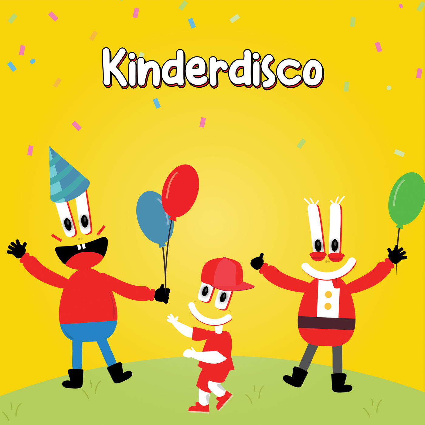 Kinderdisco - Alles Kids
