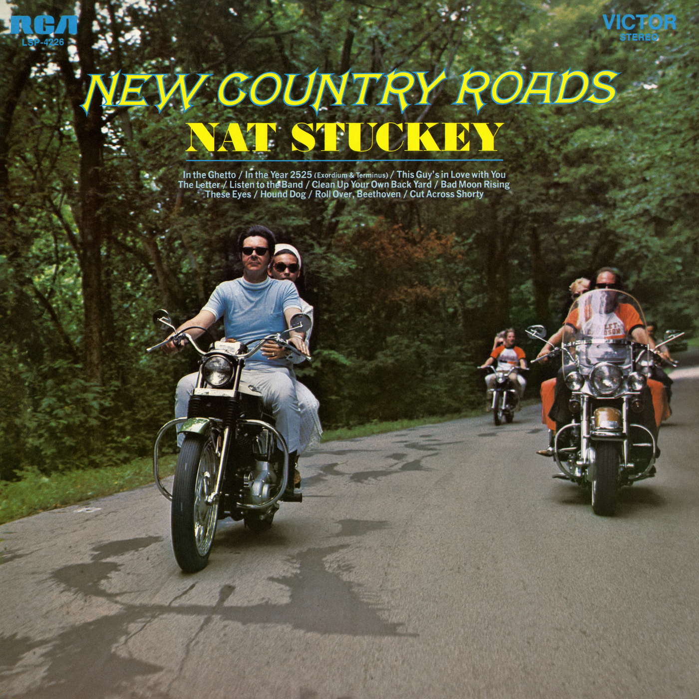 New Country Roads - Nat Stuckey