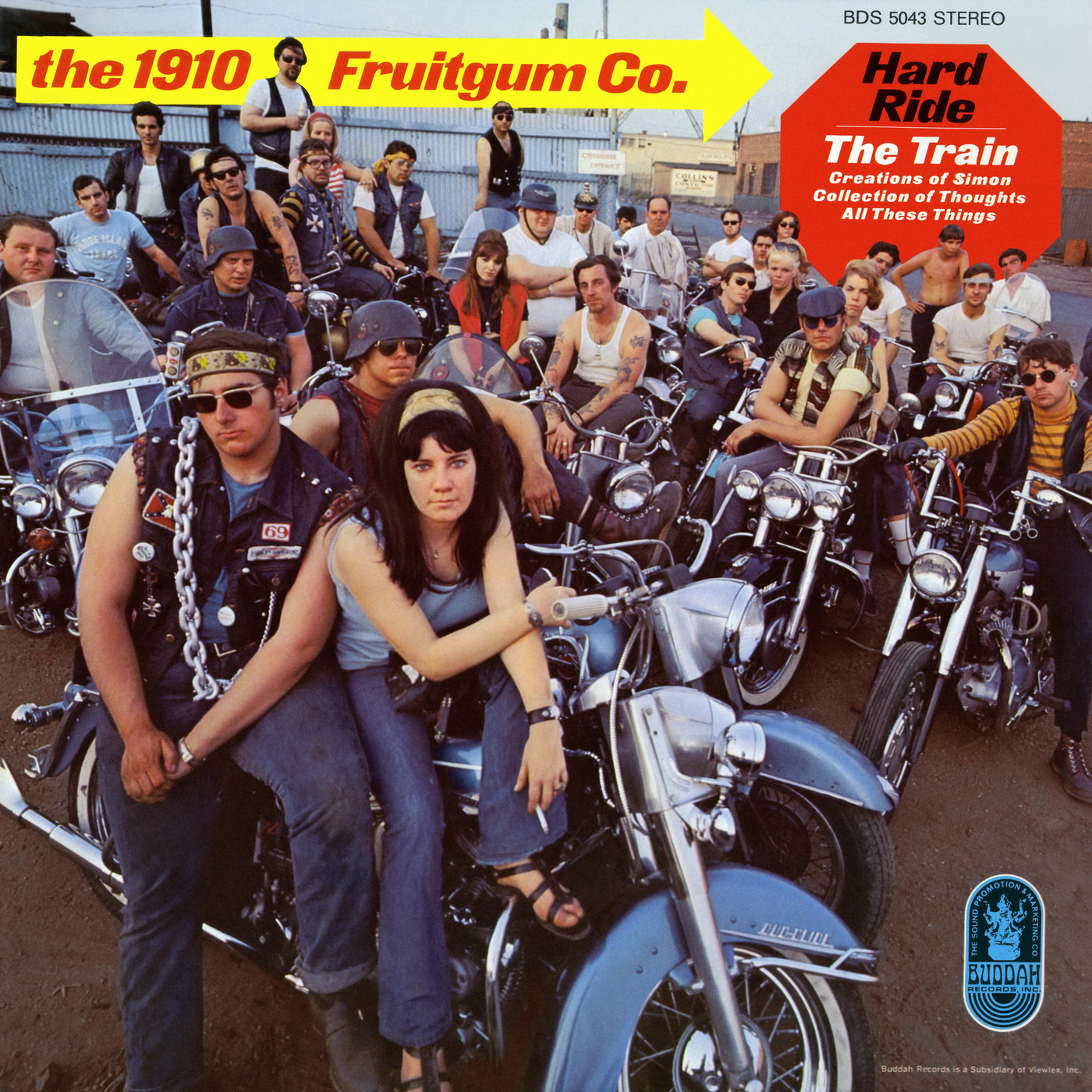 Hard Ride - 1910 Fruitgum Company