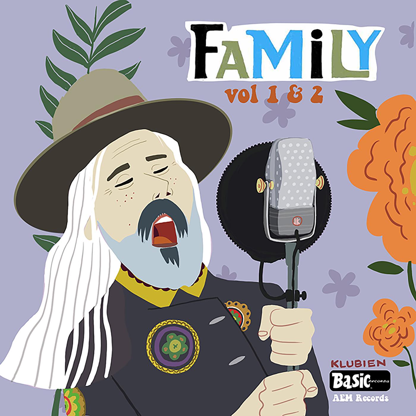 Family Volume 1 & 2 - Klubien