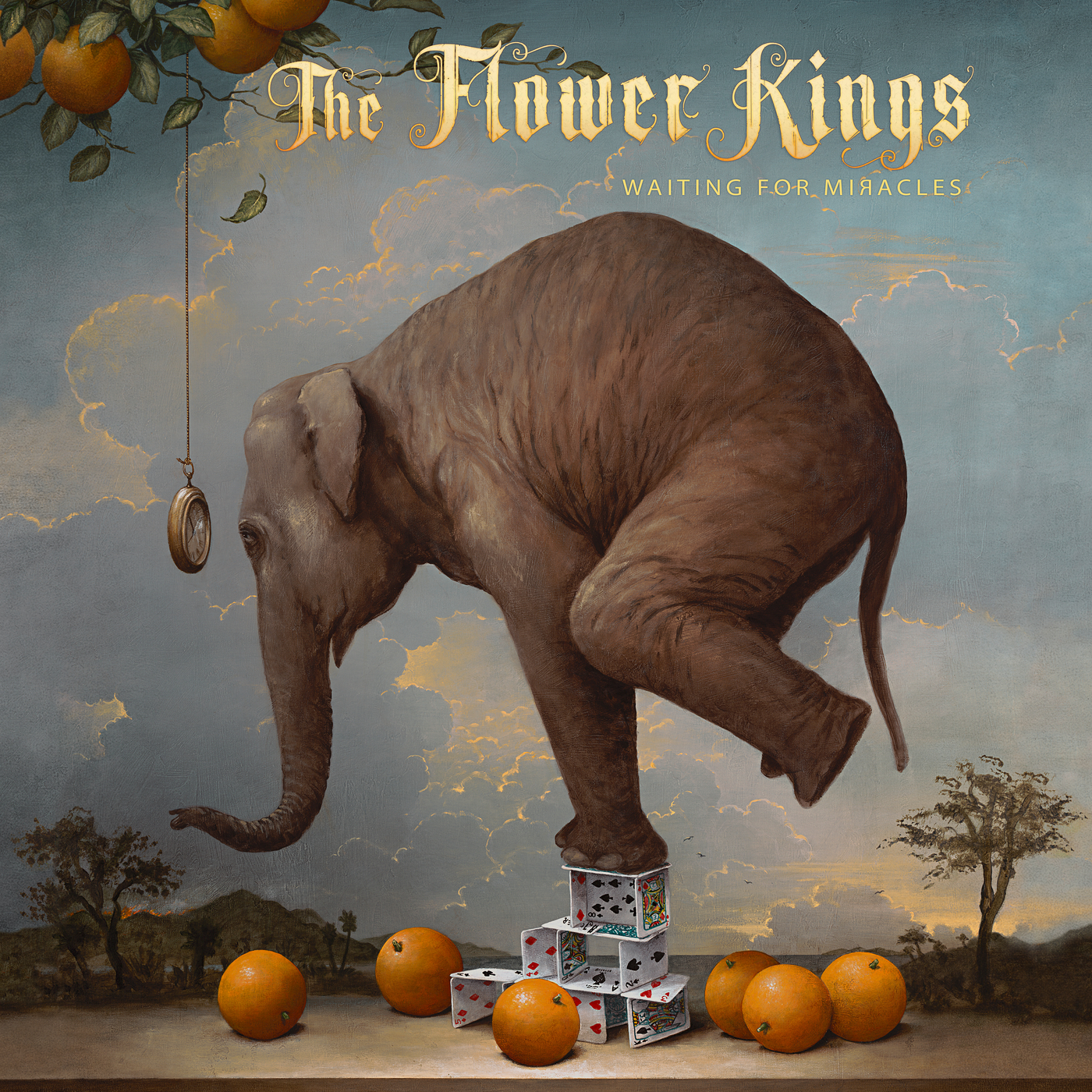 Wicked Old Symphony - The Flower Kings