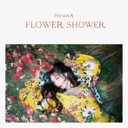 Flower Shower (Single) - HYUNA
