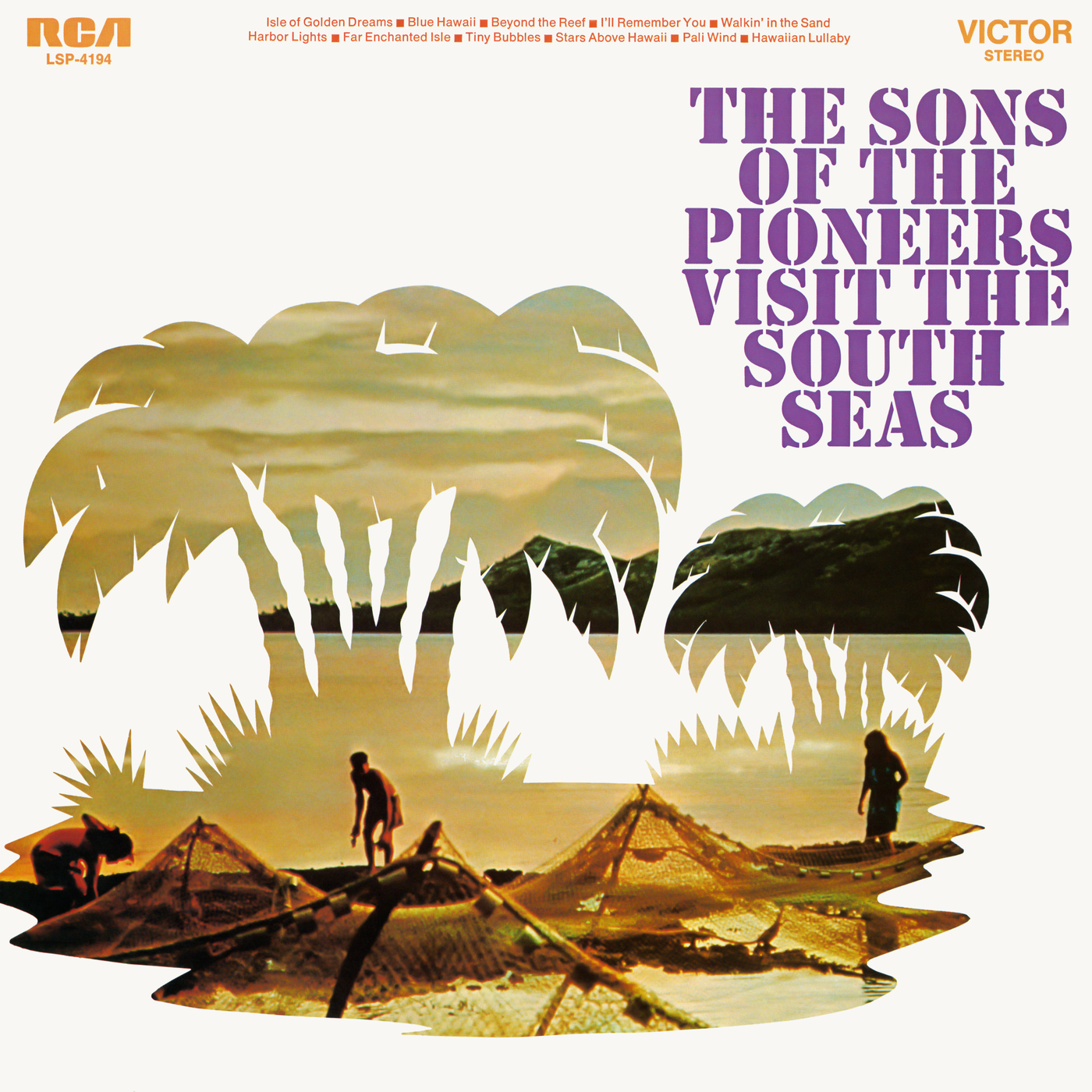 Visit the South Seas - The Sons Of The Pioneers