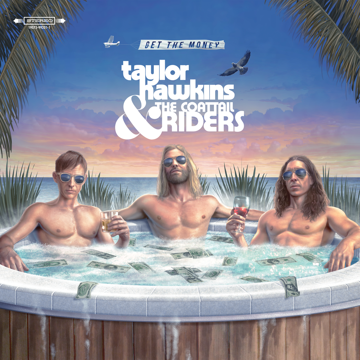 Middle Child - Taylor Hawkins & The Coattail Riders