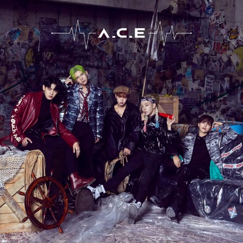Under Cover : The Mad Squad (EP) - A.C.E
