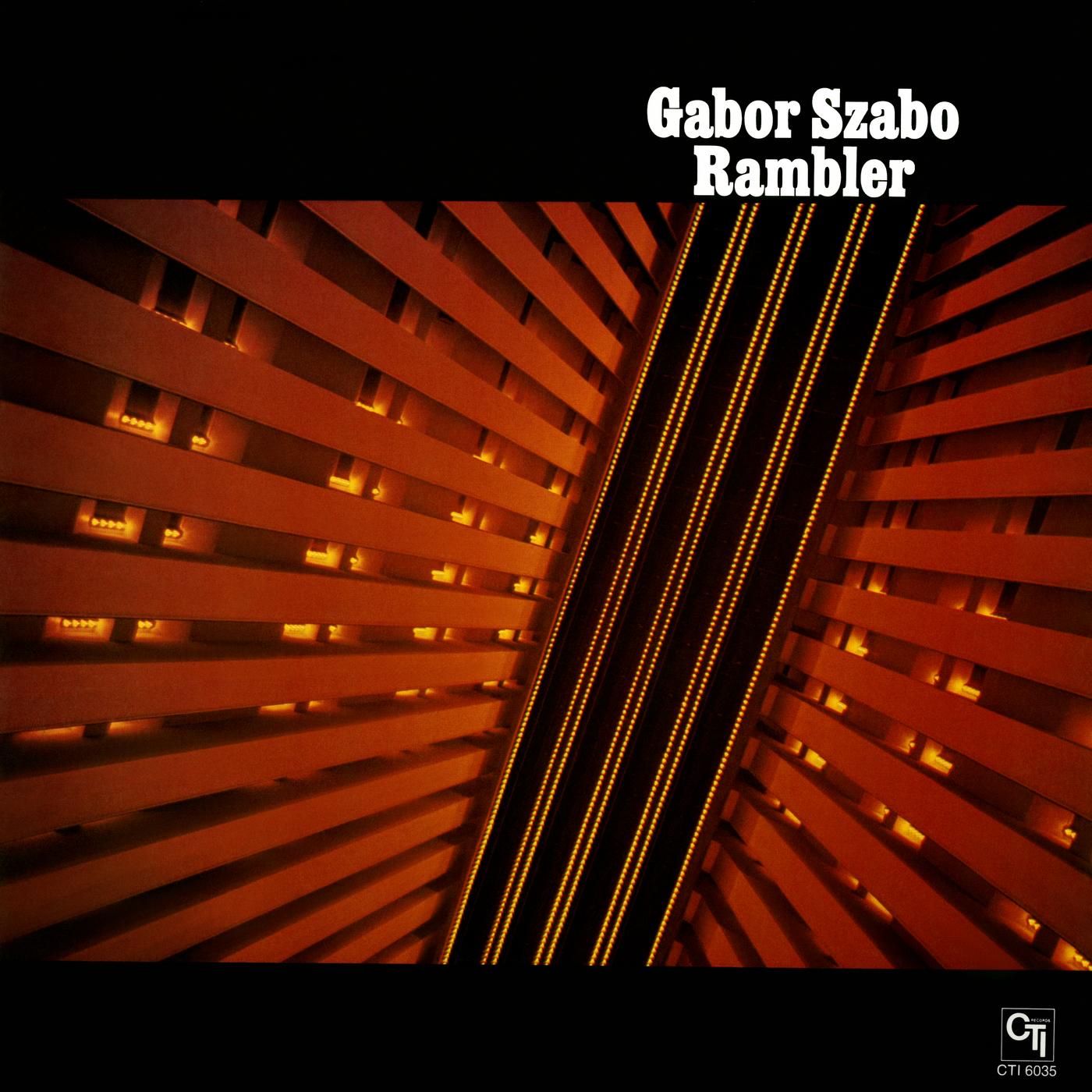 Rambler - Gabor Szabo