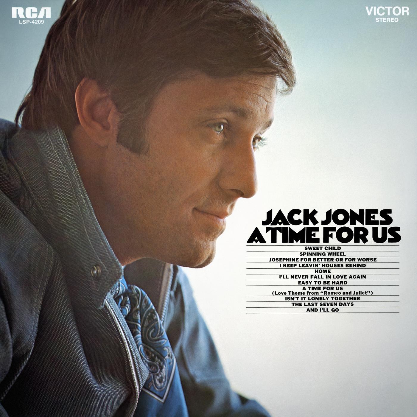 A Time for Us - Jack Jones