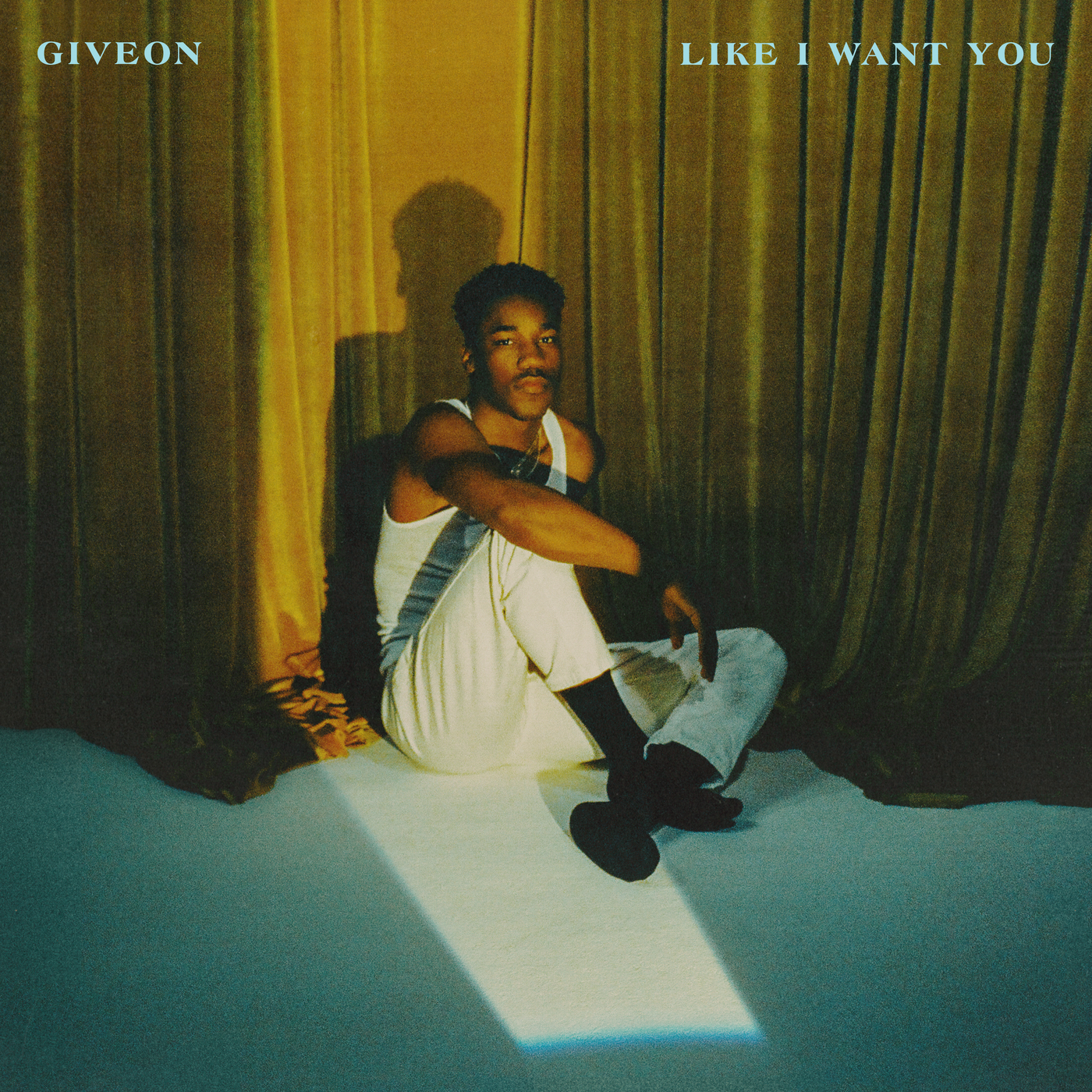 LIKE I WANT YOU - Giveon